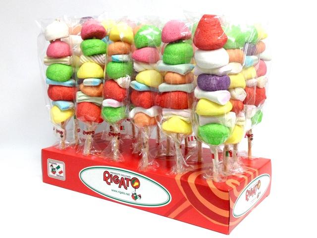 Favoloso 3 semplici idee per realizzare i tuoi spiedini di marshmallow  UQ09
