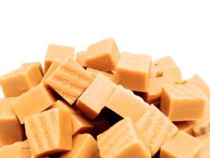 Caramelle Toffee alla vaniglia sfuse Lonka