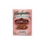 caramelle senza zucchero leonsnella astuccio gusto cannella