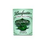 caramelle senza zucchero leonsnella astuccio gusto balsamico