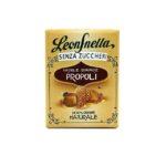 caramelle senza zucchero leonsnella astuccio gusto propoli