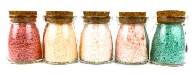 zucchero filato all'ingrosso: vasetti zucchero speciale colorato rosso, verde, giallo, rosa, pesca