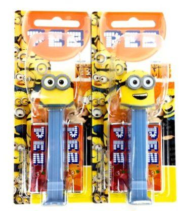 distributori di caramelle PEZ Minions