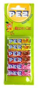 ricariche blister per distributori caramelle PEZ