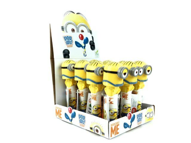 Eccezionale Giocattoli con caramelle Minions-Cattivissimo Me 3 | Ingrosso  WY92
