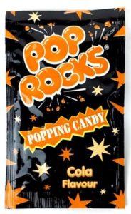 Pop rocks cola bustina 7g