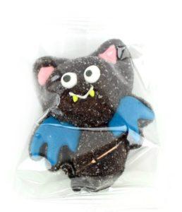 Soggetti di marshmallow 3D: pipistrello-vampiro Halloween
