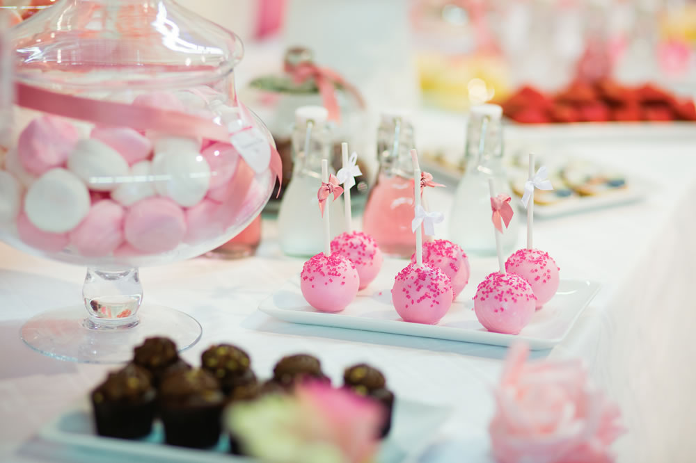 Matrimonio candy buffet