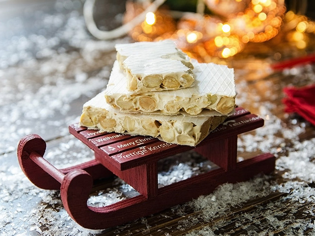 torrone dolce natale