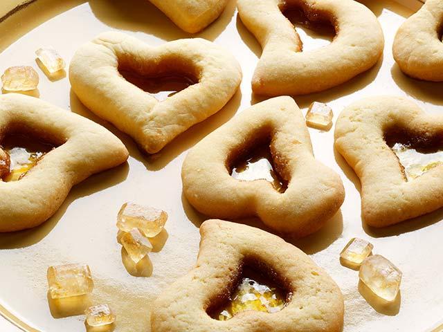 biscotti caramelle