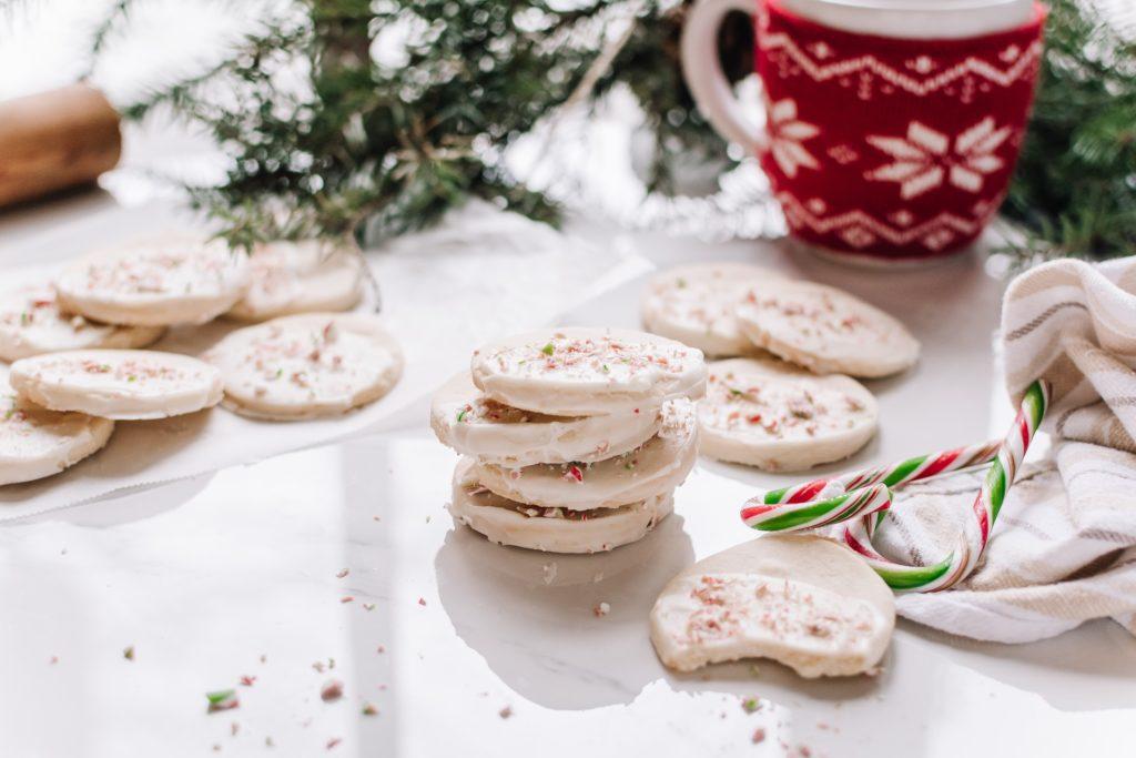 biscotti candy canes Rigato