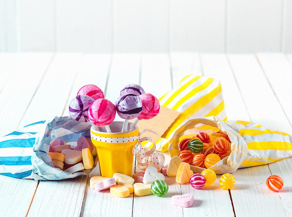 dolciumi ingrosso carnevale Rigato