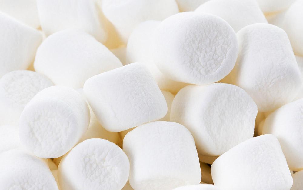 marshmallow riso soffiato