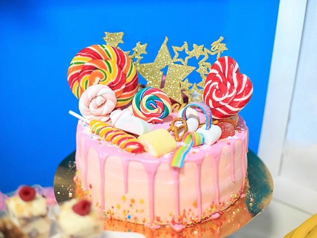 cake design basi