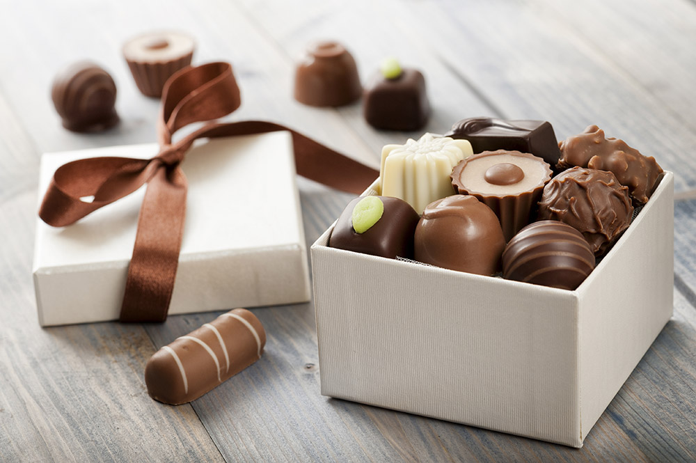 cioccolatini san valentino ingrosso