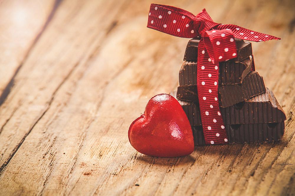 cuori cioccolato ingrosso