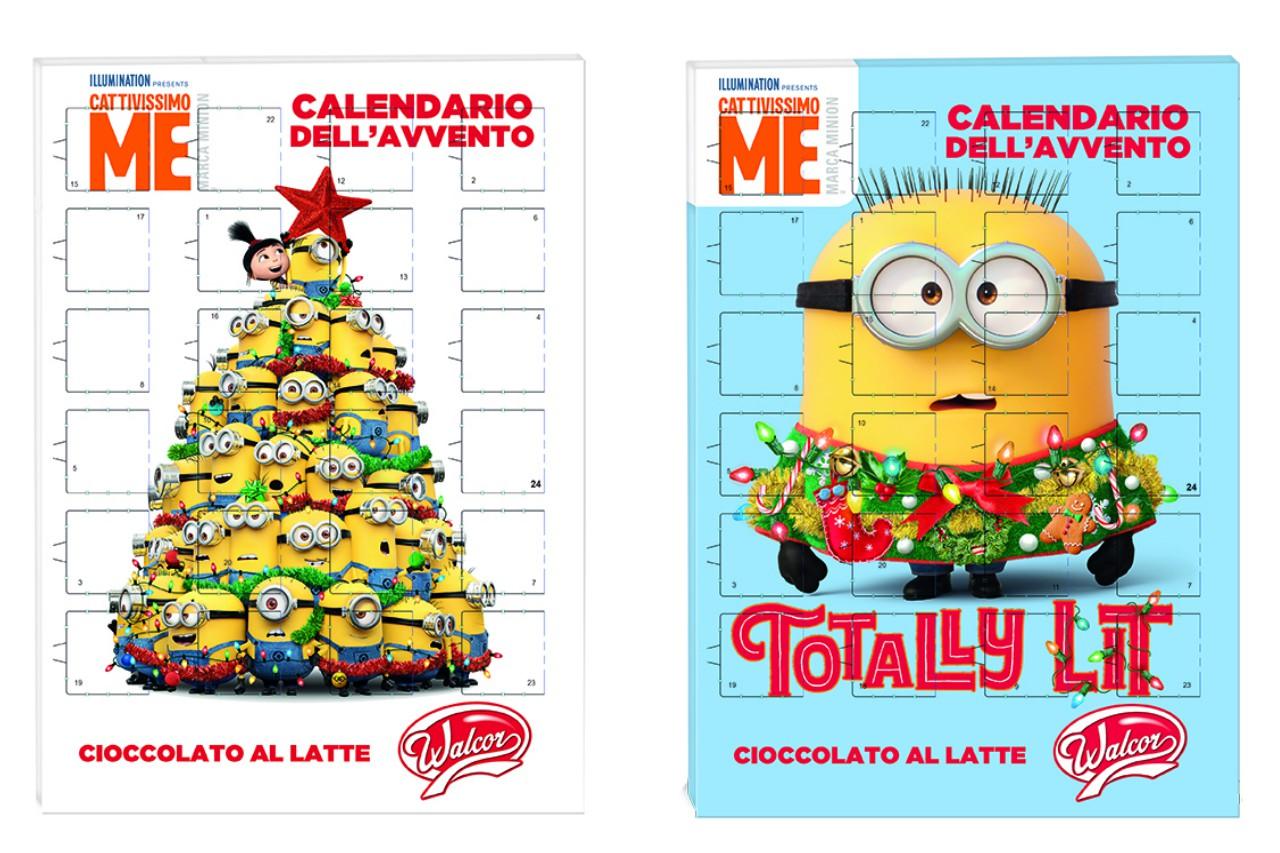 Calendario Avvento Cioccolato.Aspettando Il Natale Un Calendario Dell Avvento Pieno Di