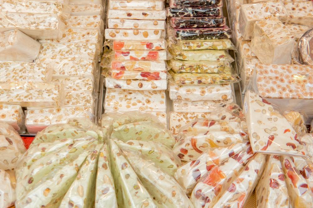 italia torroni Rigato prodotti dolciari ingrosso
