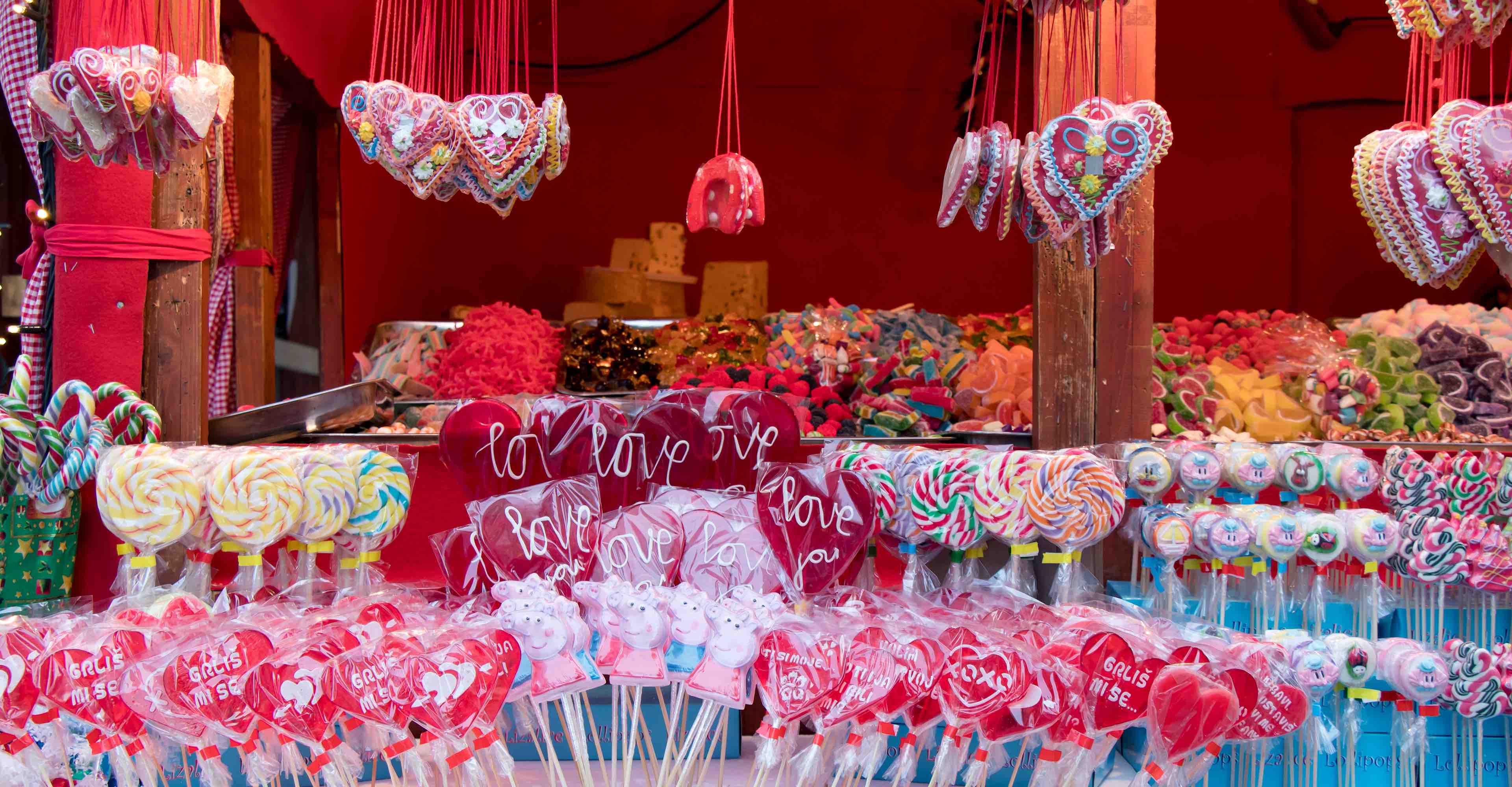 bancarella san valentino