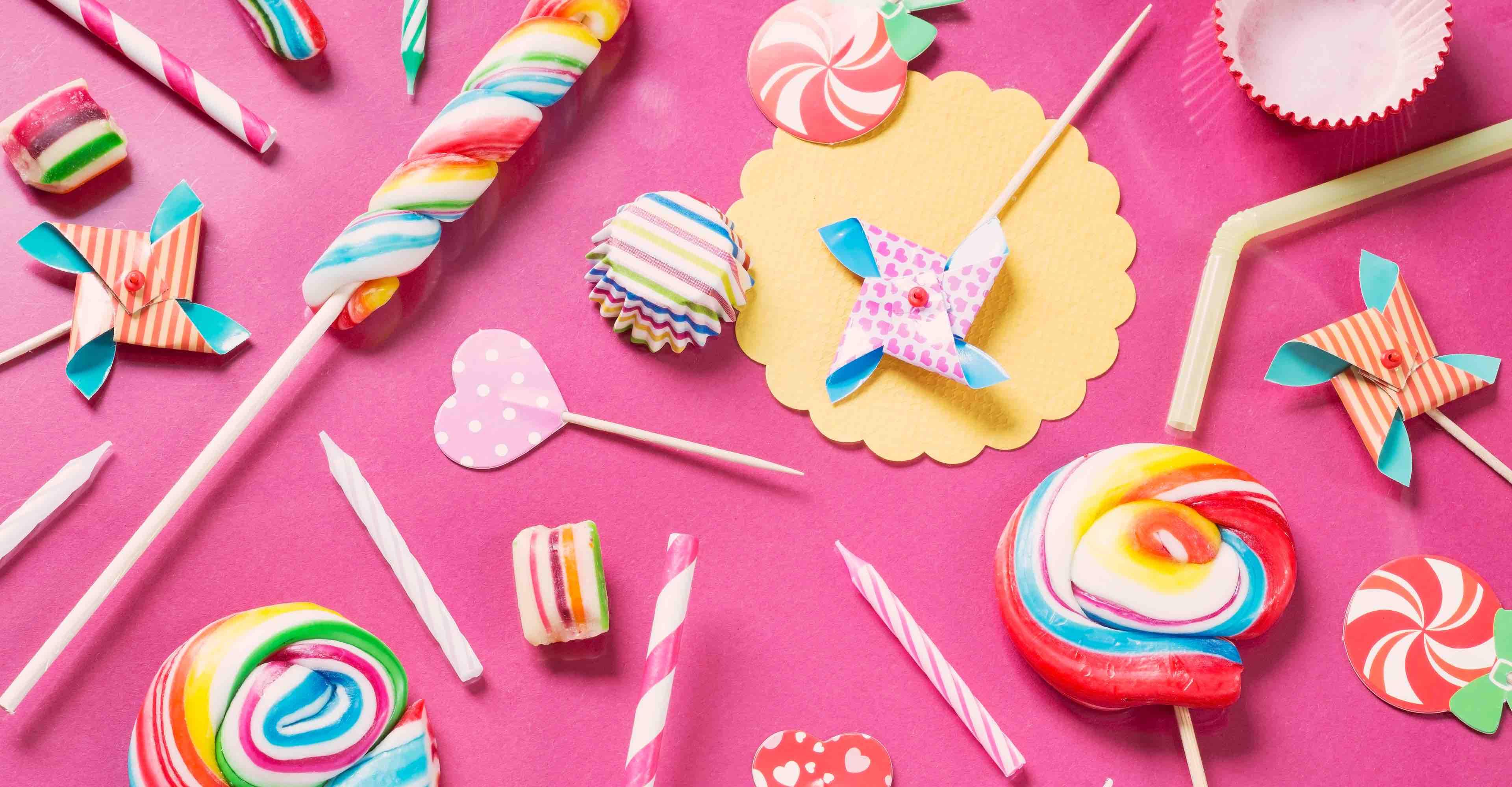 carnevale dolciumi party maschera Rigato