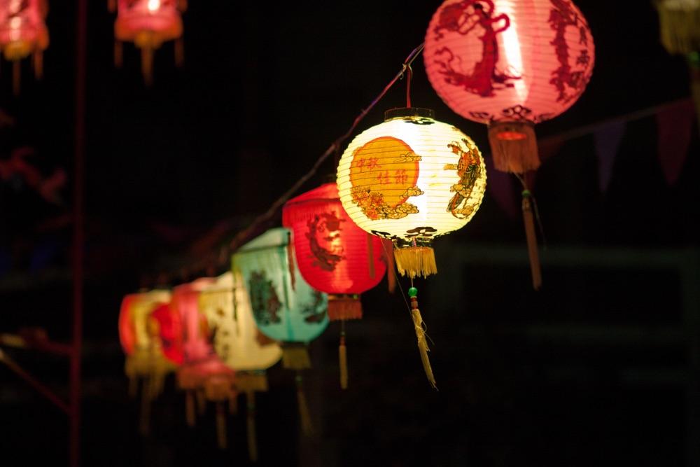 capodanno cinese anno del maiale Rigato