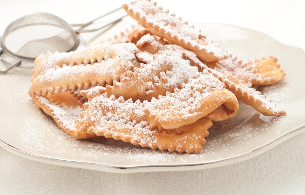 crostoli dolci carnevale Rigato