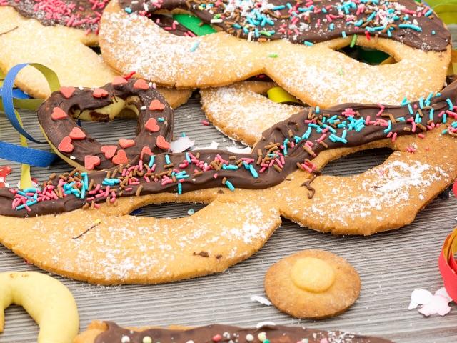 dolci carnevale Rigato prodotti dolciari