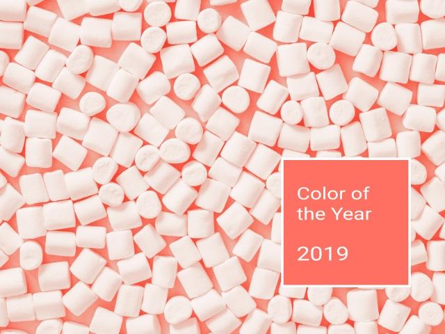 Living Coral pantone 2019 Rigato ingrosso_cop