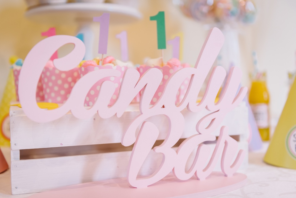 candy bar Living Coral Rigato ingrosso