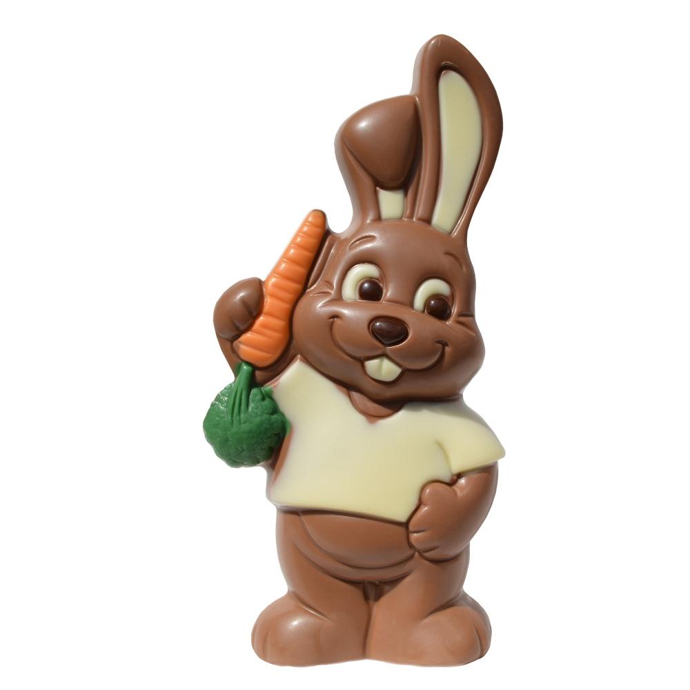 coniglio cioccolato Rigato ingrosso