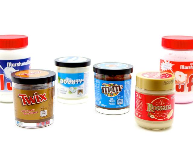 ingrosso crema spalmabile snack Rigato