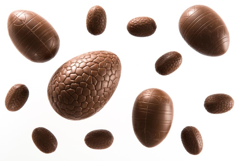 ovetti cioccolato Pasqua Rigato