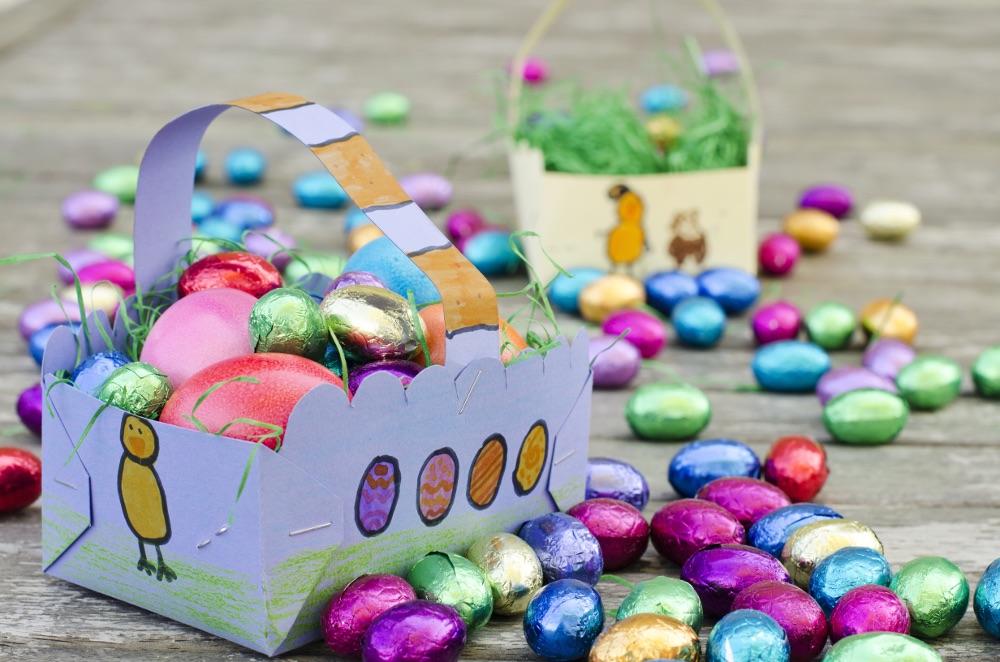 kit personalizzati Pasqua Rigato
