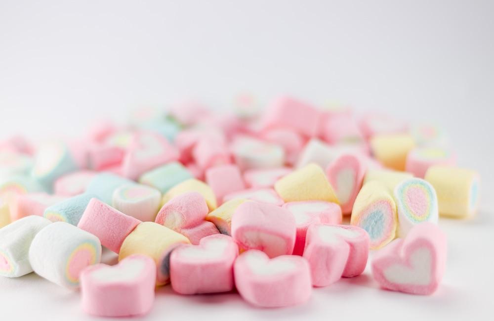 marshmallow festa della mamma Rigato