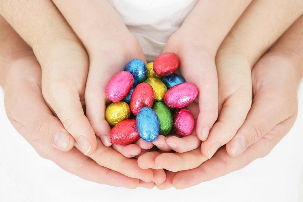uovo tesoro Pasqua Rigato