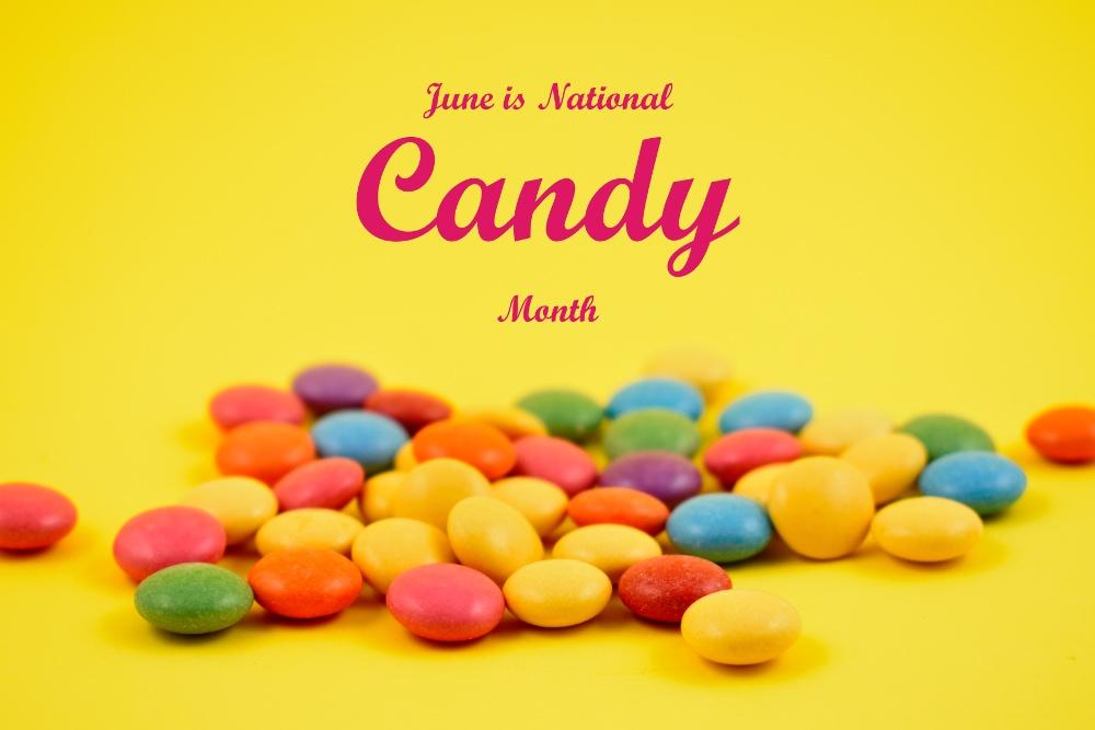 giugno national candy month Rigato