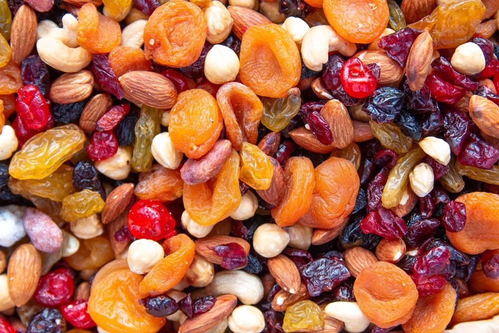 frutta disidratata Rigato