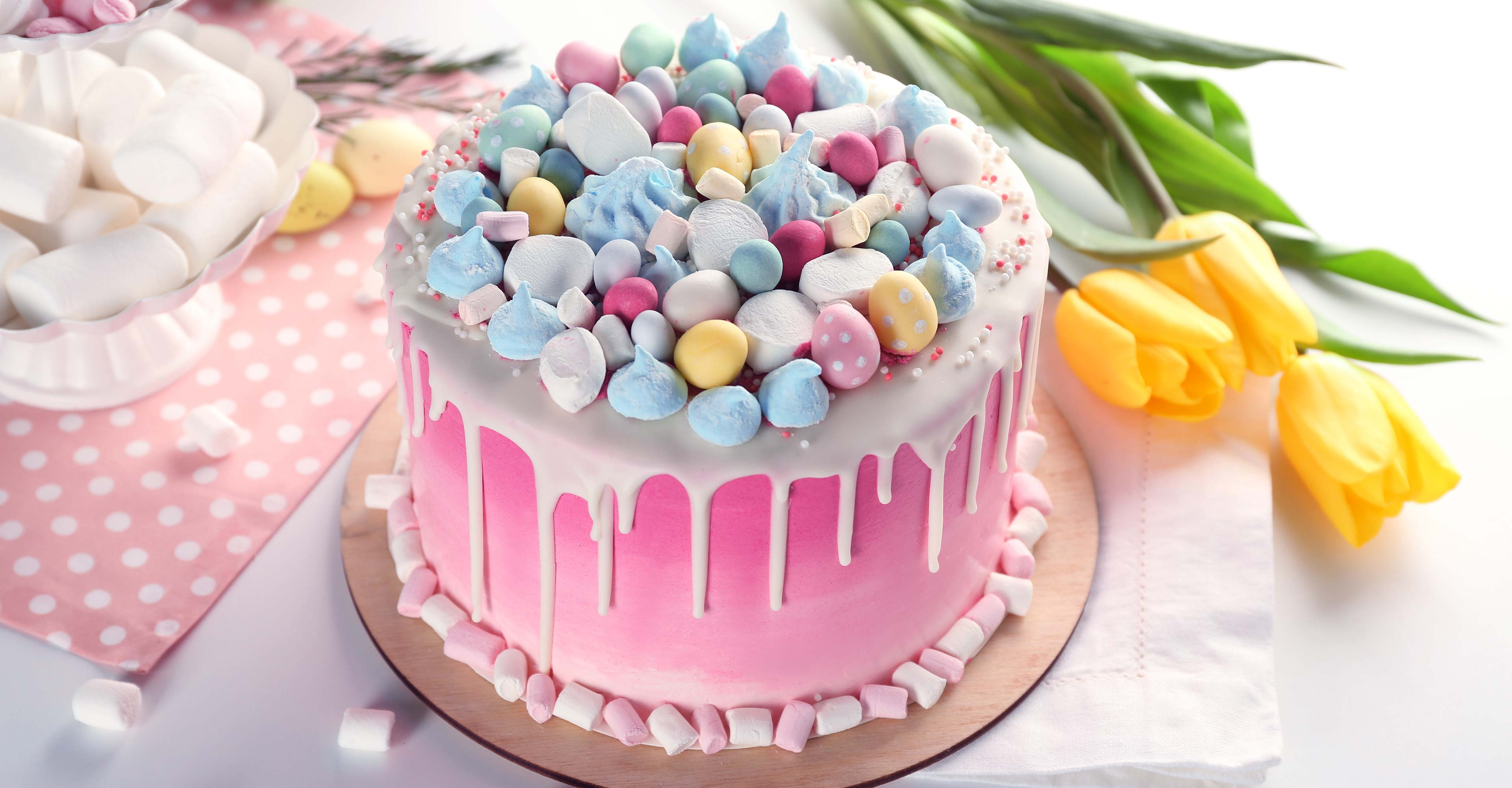 come decorare dripcake perfetta