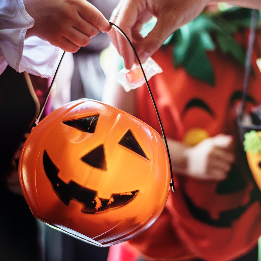 dolcetto scherzetto halloween ingrosso