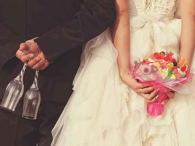 matrimonio millennials allestimenti dolciumi