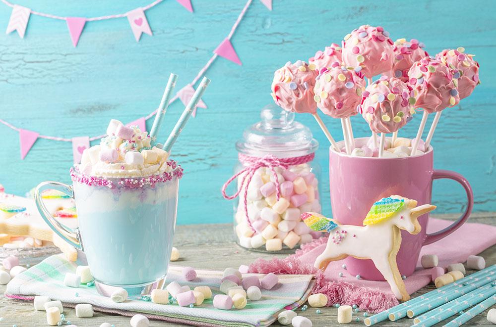 marshmallow feste unicorni ingrossi