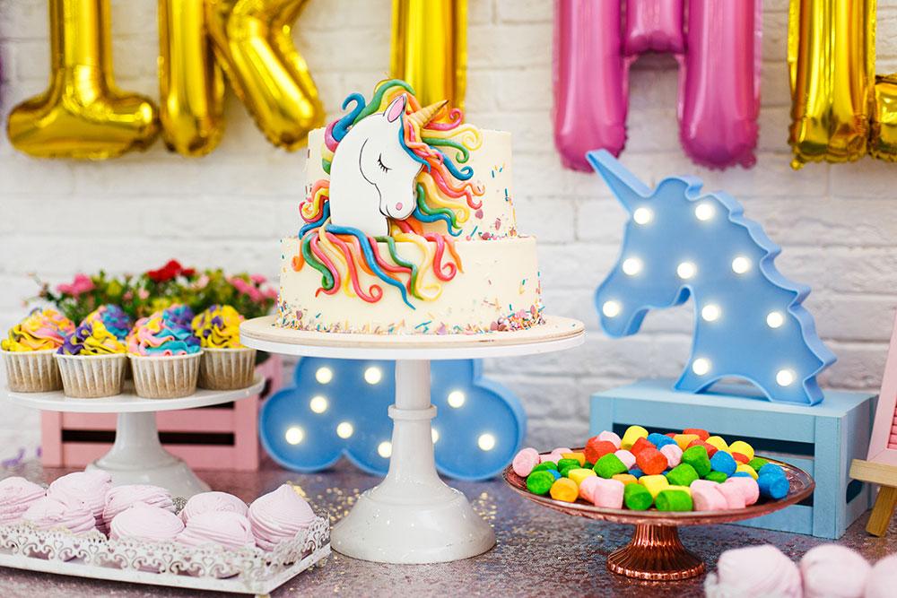 torte tema unicorno feste negozi