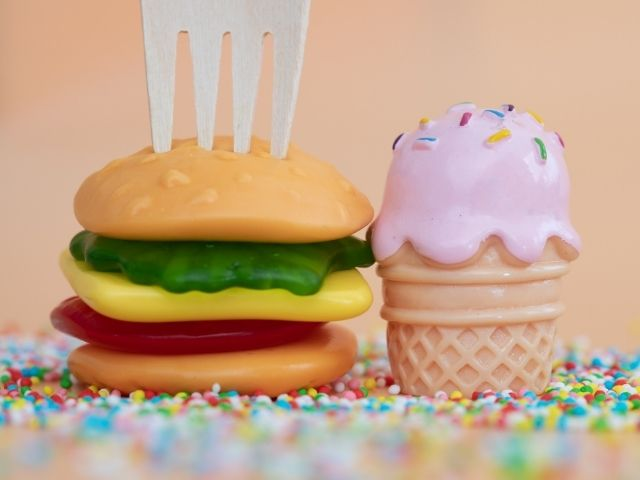 fast food candy party le caramelle a tema per organizzarlo