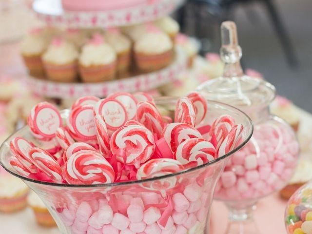 Eventi, cerimonie e feste a tema sacchetti porta confetti porta caramelle per confettate e sweet table
